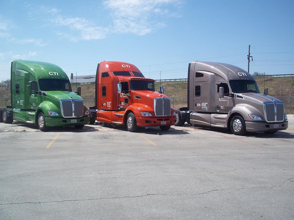 Central Trucking Inc - Tedeschi Trucks Band